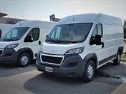 Peugeot ofrece bonificaciones para sus vehículos comerciales