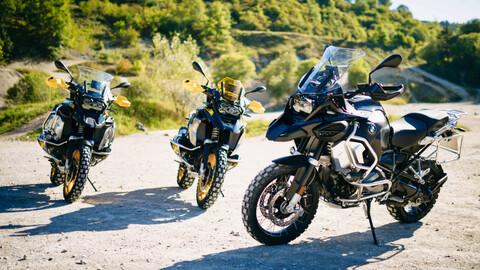 Edición 40° aniversario para las versiones GS de BMW Motorrad