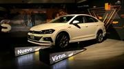 Volkswagen Virtus llega a México para colocarse entre Vento y Jetta
