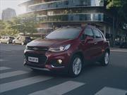 Chevrolet Tracker con un mensaje para los opinadores compulsivos