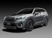 Subaru Impreza y Forester estrenarán versiones STi