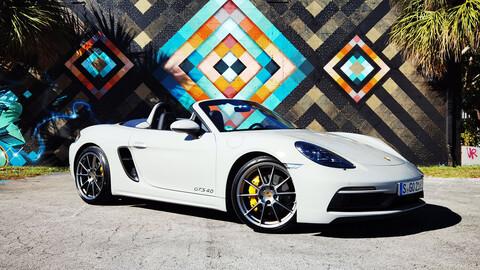 Manejamos el Porsche 718 Boxster GTS 4.0