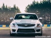 Cadillac ATS-V 2016: primer contacto