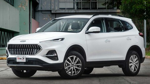 JAC Sei7 Pro 2021 llega a México, una SUV china segura y bien equipada