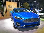 Ford Fusion 2019, el sedán del ovalo se actualiza