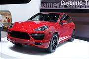 Porsche Cayenne GTS 2013: Inicia ventas en Europa