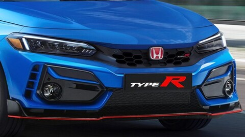 Así se ve el nuevo Honda Civic Type R