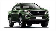 Detalles de la nueva pickup de Peugeot