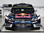 Volkswagen Polo R WRC listo para la temporada 2016
