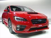 Subaru WRX 2015 se presenta