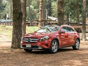 Mercedes-Benz GLA 2015 a prueba