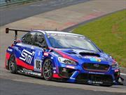 Subaru WRX STI triunfa en las 24 Horas de Nürburgring 2016