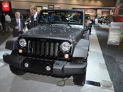 Jeep vuelve a sus raíces con el Wrangler Willys Wheeler