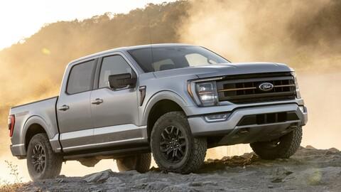 Ford Lobo Tremor 2021 llega a México, una pickup 4x4 para el trabajo, el ocio y el todoterreno