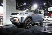 Land Rover Discovery SVX, lista para la aventura