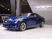 Cadillac ATS Coupe, lujo deportivo en formato chico