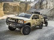 Nissan Project Titan conquista Alaska