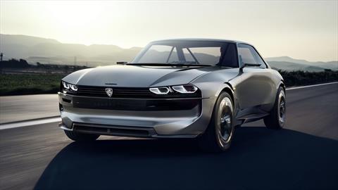 Los conceptuales más especiales de Peugeot