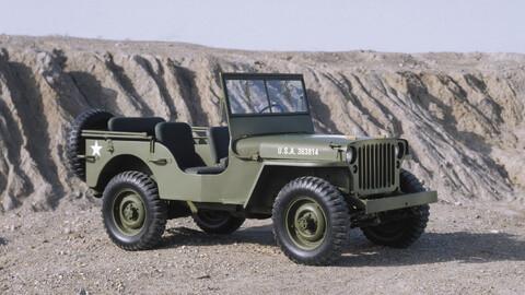 Jeep Willys, el 4x4 hecho para la guerra cumple 80 años