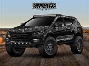 Hyundai Rockstar Energy Moab Extreme Off-roader Santa Fe Sport Concept, tremendo todoterreno