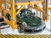 "Porsche fabrica el 911 ""un millón"""