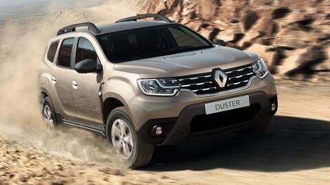 Renault Duster 2020 en Chile: precio y versiones