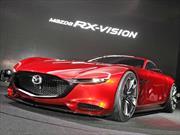 Mazda RX-Vision Concept, retornó el motor rotativo