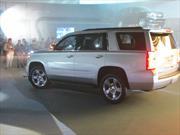 Chevrolet Tahoe hizo su debut en Colombia
