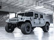 Hummer H1 Launch Edition #003, un coloso glotón
