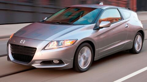 Honda registra el nombre CR-Z ¿regresará el deportivo híbrido?