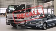 Recall para Volkswagen Passat y Delivery