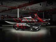 41' AMG Carbon Edition, para llevar a Mercedes-Benz al océano