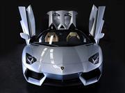 Lamborghini Aventador LP-700-4, ahora convertible