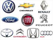 Top 10, las marcas más vendedoras en la primera mitad de 2012