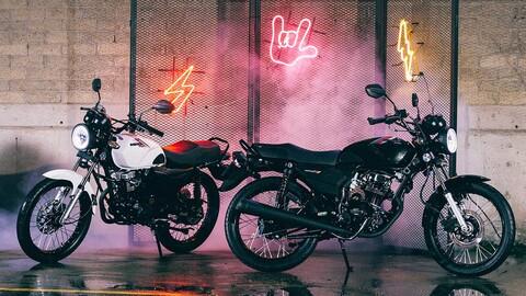 Nueva motocicleta NKD LED 125 de AKT Motos