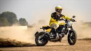 Ducati Scrambler Full Throttle 2020, con el color de la velocidad