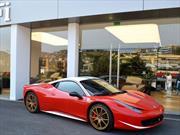 "Ferrari 458 Italia ""Niki Lauda"" sale a la venta"
