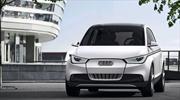 Audi A2 Concept debuta en el Salón de Frankfurt 2011