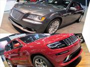 Jeep, Chrysler y Ram ponen músculo en el Salón de BA 2013