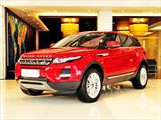 Range Rover Evoque celebra dos años en Chile