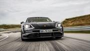 Porsche Taycan 2020, breve contacto desde el asiento del copiloto