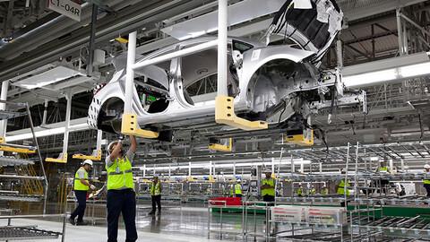 KIA fabrica 1 millón de autos en México