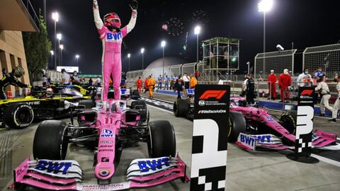 F1 2020: fin de semana de encuentros y despedidas