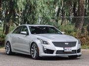 Cadillac CTS-V 2016 a prueba