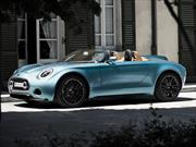 MINI Superleggera Vision, elegancia retro