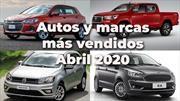 Top 10 Los autos y marcas más vendidos de Argentina en abril de 2020