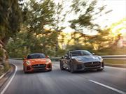 Jaguar F-Type SVR 2017 se presenta