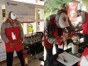 Cinascar y la satisfacción de sus primeras olimpiadas técnicas 2014