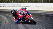 Honda CBR1000RR-R Fireblade, lista para conquistar Superbike