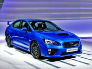 "Subaru New WRX y WRX STI: ""Top Safety Pick"" 2014"